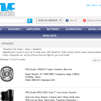 Showtime Car Audio - Category - WooCommerce Gallery