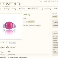 Jade World - Product - WooCommerce Gallery
