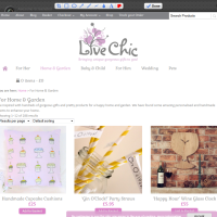 Live Chic - Category - WooCommerce Gallery