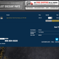 Fleet Discount Parts - Built With WooCommerce
