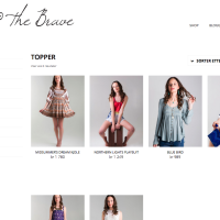 Product - Belle And The Brave - Category- Built With WooCommerce
