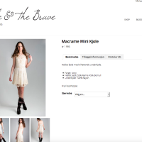 -Belle And The Brave - Product- Built With WooCommerce