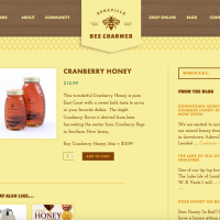 a ashevillebeecharmer- product- built with woocommerce