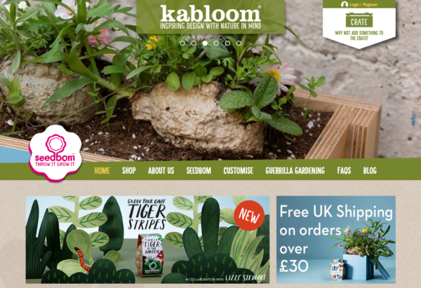 Kabloom - WooCommerce Showcase