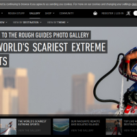 Rough Guides - Category- WooCommerce Gallery