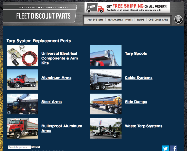 Fleet Discount- Category - Built With WooCommerce
