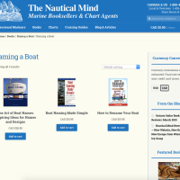 The Nautical Mind - Category - Built With WooCommerce