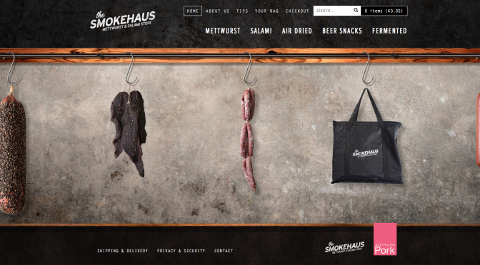 Smokehaus WooCommerce Showcase