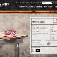 smokehaus - product- built with woocommerce