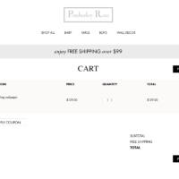 Pemberley Rose - Cart - Built with WooCommerce